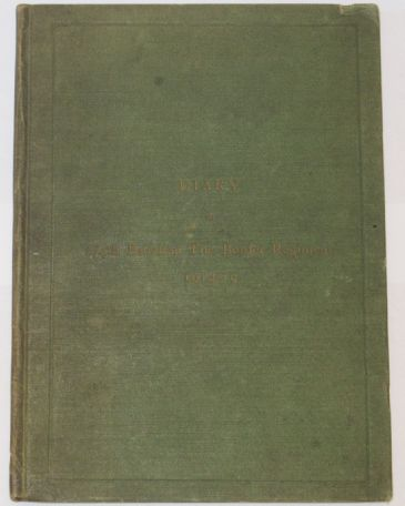 Diary of 2/4th Battalion The Border Regiment 1914-19 (Published 1920)